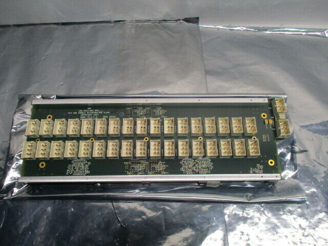 IMS 100-0353-001 CLK And Enable Distribution Slave Board, PCB, 101545