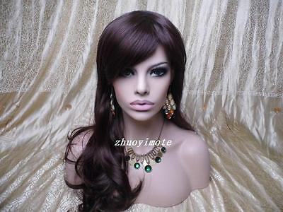 Female Fiberglass Mannequin Head Bust For Wig Jewelryhat And Sunglass Display