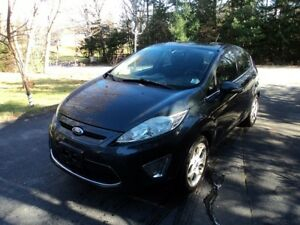 2011 FORD FIESTA5 DR HATCHBACK AUTO SES MODEL!!!