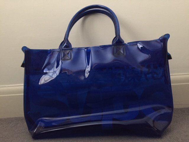 Superdry Blue Bag