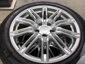 Michelin Snow Tires with Rims