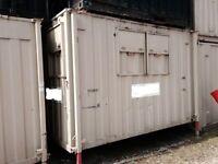 12' x 9' Toilet Unit (2+1) Steel