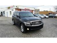 2012 Infiniti QX56-1 OWNER VEHICLE! VERY CLEAN! ACCIDENT FREE!