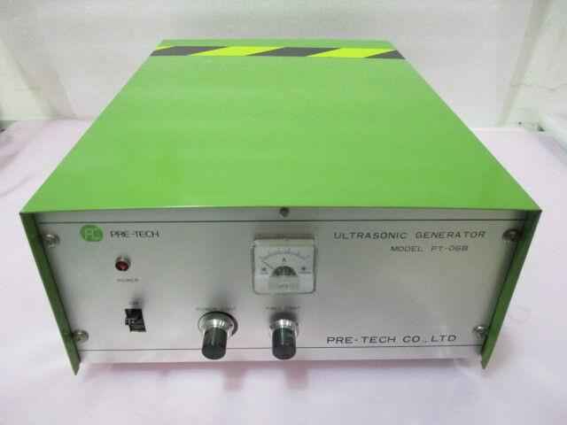 Pre-Tech Co., PT-06B, Ultrasonic Generator, 200V. 422977