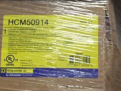 New In Box - Hcm50914 Square D I-line Panel Interior 400 Amp 600v Mlo