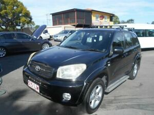2004 Toyota RAV4 ACA33R Cruiser Black 6 Speed Automatic Wagon Waterford Logan Area Preview