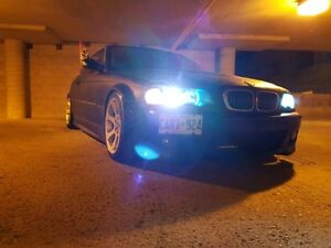 Lowered 2000 BMW 328Ci M-Tech II *ETESTED*