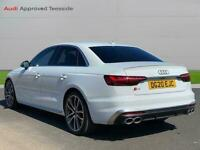 2020 Audi A4 S4 Tdi Quattro 4Dr Tiptronic Saloon Diesel Automatic
