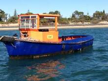 EX WORKBOAT 9 MTR Fremantle Fremantle Area Preview