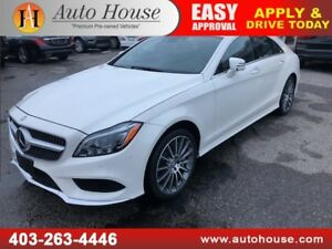 2015 MERCEDES BENZ CLS550 4MATIC NAVIGATION BACKUP CAMERA