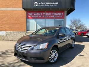 2015 Nissan Sentra 1.8L SV| Camera| Heated Seats| Bluetooth