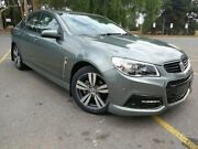 2014 Holden Commodore VF MY15 SV6 Grey 6 Speed Sports Automatic Sedan Elizabeth Playford Area Preview
