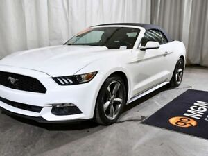 2017 Ford Mustang V6 2dr RWD Convertible