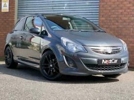 Vauxhall Corsa 1.2 Limited Edition Stunning Low Mileage Example, Great Colour