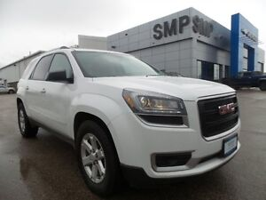 2016 GMC Acadia SLE, AWD, remote keyless entry, back up camera,