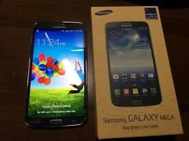 Samsung Galaxy mega unlocked