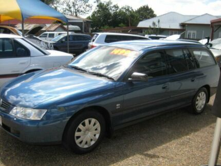 2002 Holden Commodore VY Executive Automatic Wagon North Ipswich Ipswich City Preview