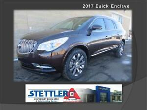 ALL NEW 2017 Buick Enclave Premium