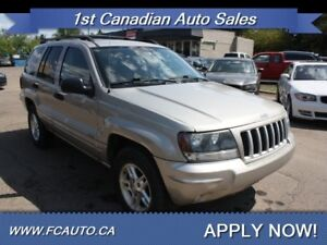 2004 Jeep Grand Cherokee Columbia Edition 4dr