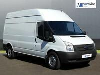 2013 Ford Transit 350 H/R Diesel white Manual