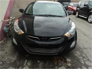 2012 Hyundai Elantra Limited-SUNROOF-XM RADIO-HEATED SEATS Oakville / Halton Region Toronto (GTA) image 2
