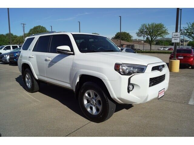 Image 1 Voiture American used Toyota 4Runner 2018