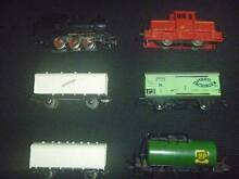 model trains Richmond West Torrens Area Preview