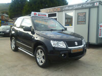 2008 SUZUKI GRAND VITARA DDIS 1.9 ONLY 77 K ! ALL CREDIT/DEBIT CARDS ACCEPTED