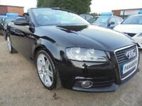 2009 09 AUDI A3 2.0 TDI S LINE 2DR 140 BHP SAT NAV LEATHER FINANCE WITH NO DEPOS