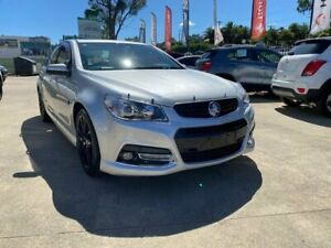 2013 Holden Commodore VF MY14 SS V Redline Silver 6 Speed Sports Automatic Sedan Lilydale Yarra Ranges Preview