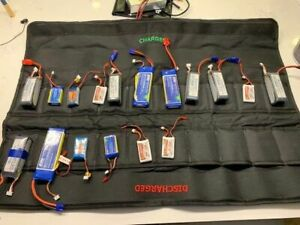 **$450+ Worth of RC Lipo batteries in new condition for $250**