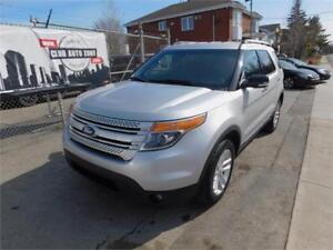 FORD EXPLORER XLT 4WD FLEX FUEL (AUTOMATIQUE BLUETOOTH)