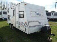 1998 Tahoe Lite 19UD Travel Trailer with Bunkbeds