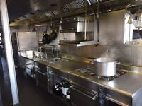 Commercial Kitchens to Rent in Central London. From £10/hour