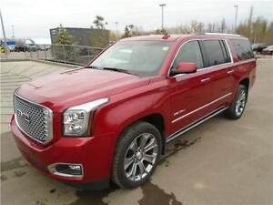 ** 2015 ** GMC ** YUKON ** DENALI ** XL ** 4WD ** LOW KMS **