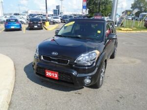 2013 Kia Soul 4U LUXURY AUT0 NAVI *(SUPER MINT CONDITION!!!)*