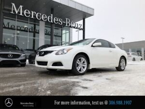 2011 Nissan Altima 2.5 S Heated Leather Seats CAM