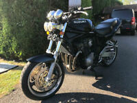 1996 Suzuki Bandit 1200cc - MK1 model - Getting rare - Great naked bike