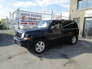 Jeep Patriot SPORT,FWD, AUT,MAGS, AIR CLIMATISÉ! 2012
