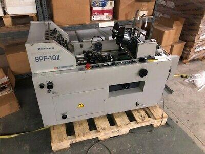 Spf-10ii Horizon Bookletmaker
