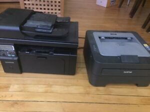 one or two free printers