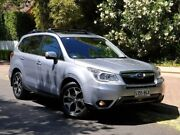 2015 Subaru Forester S4 MY15 2.0D-S CVT AWD Silver 7 Speed Constant Variable Wagon Prospect Prospect Area Preview