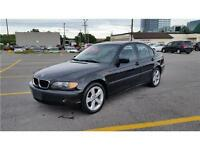 2005 BMW 325XI Automatic
