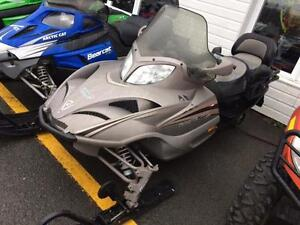 ARCTIC CAT T 660 TOURING 2004