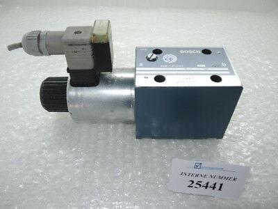 42 Way Valve Bosch No. 0 810 001 825 Engel Injection Molding Machines