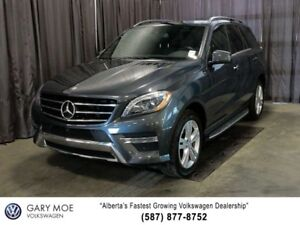 2015 Mercedes-Benz M-Class Bluetec Diesel, Tons Of Options, Grea