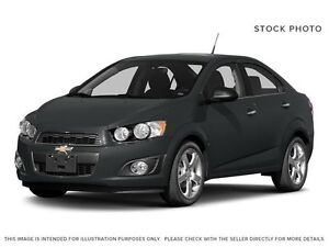 2015 Chevrolet Sonic 4dr Sdn LT Auto