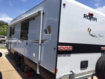 Roma Caravan 2017 Palm Beach Gold Coast South Preview