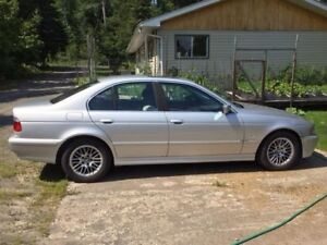 2003 BMW 5-Daily Driver-No Accidents-No Rust-Sunroof