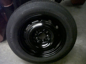 Chevrolet S-10 Pickup Truck spare tire T155/90/16
